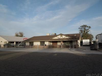 Mohave Valley Single Family Home For Sale: 7942 S Center St