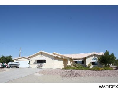 Fort Mohave Single Family Home For Sale: 5872 S Gazelle Dr