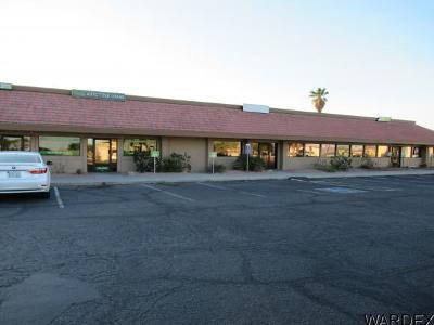 Lake Havasu City Commercial For Sale: 20 Acoma Blvd N #102