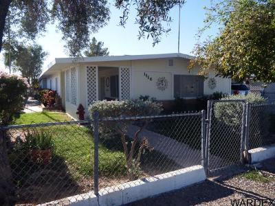 Parker Single Family Home For Sale: 1116 S Navajo Ave