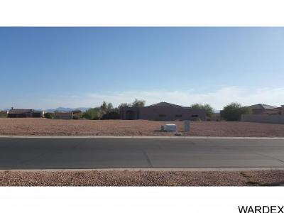 Refuge At Lake Havasu Residential Lots & Land For Sale: 1900 E Tradition Ln