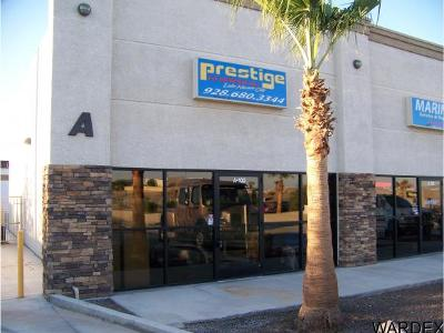 Lake Havasu City Commercial For Sale: 1640 Acoma Blvd W A100