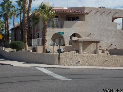 Lake Havasu City Condo/Townhouse For Sale: 2175 B8 Snead Dr