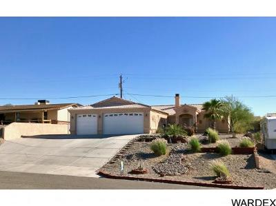 Lake Havasu City Single Family Home For Sale: 2660 Inverness Dr