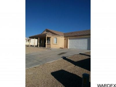 Fort Mohave Single Family Home For Sale: 1835 E Fairway Bnd