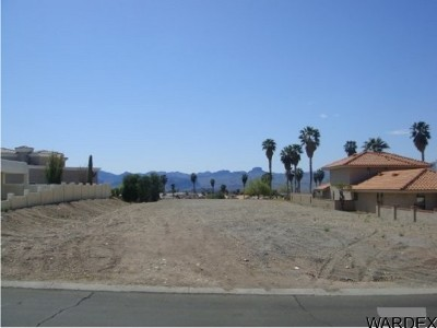 Lake Havasu City Residential Lots & Land For Sale: 2580 Plaza Hermosa