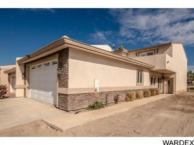 Bullhead City Single Family Home For Sale: 2916 Camino Del Rio