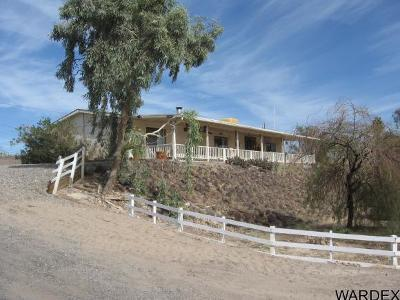 Mohave County Manufactured Home For Sale: 4651 E Linden Dr