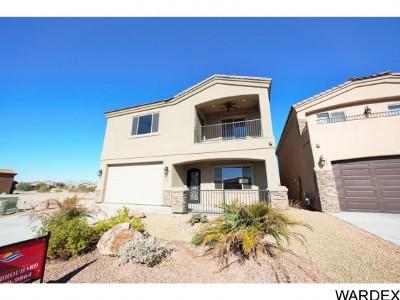 Lake Havasu City Single Family Home For Sale: 711 Malibu Ln