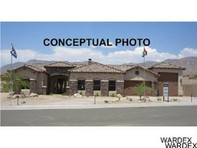 Lake Havasu City AZ Single Family Home For Sale: $749,900