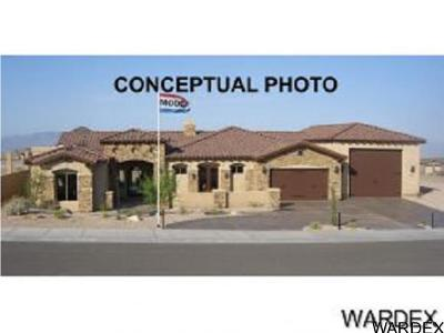Lake Havasu City AZ Single Family Home For Sale: $709,900