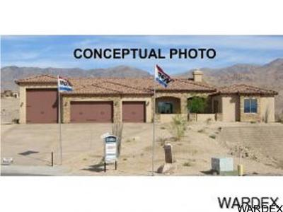 Lake Havasu City AZ Single Family Home For Sale: $609,900
