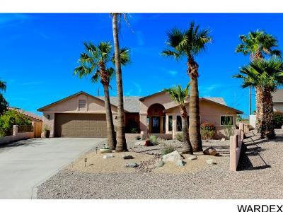 Lake Havasu City Single Family Home For Sale: 3293 Arrowwood Dr