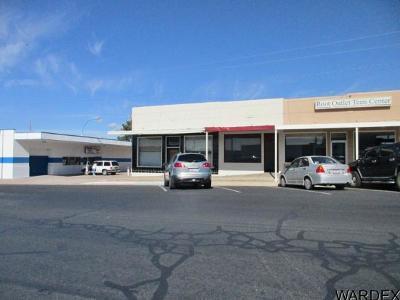 Kingman Commercial For Sale: 209 &211 E. Beale St.