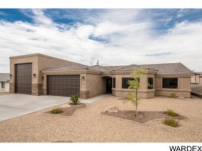 Lake Havasu City Single Family Home For Sale: On Your Level Lot