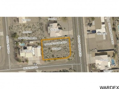 Residential Lots & Land For Sale: 3558 Palo Verde Blvd N