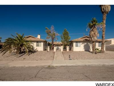 Lake Havasu City Commercial For Sale: 1981 Magnolia Dr