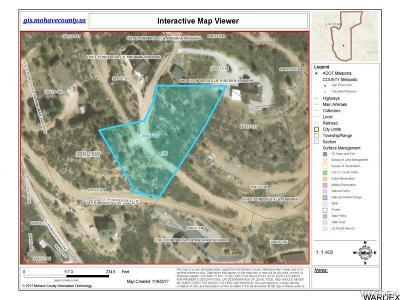 Kingman Residential Lots & Land For Sale: E Ponderosa Lane