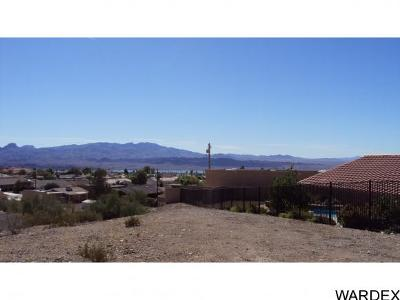 Lake Havasu City AZ Residential Lots & Land For Sale: $89,000