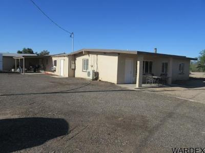 Mohave Valley Single Family Home For Sale: 3050 E Sagebrush Dr