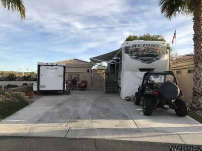 Lake Havasu City AZ Residential Lots & Land For Sale: $195,000