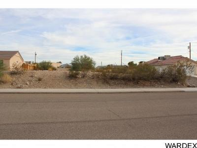 Lake Havasu City AZ Residential Lots & Land For Sale: $87,500