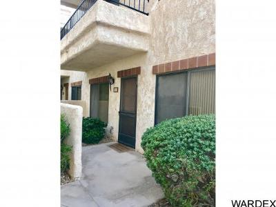 Lake Havasu City Condo/Townhouse For Sale: 1026 Barcelona Loop 51 #1026