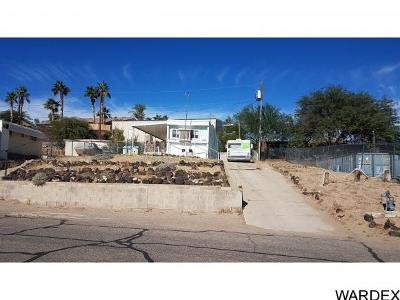 Lake Havasu City Manufactured Home For Sale: 3649 Tourmaline St