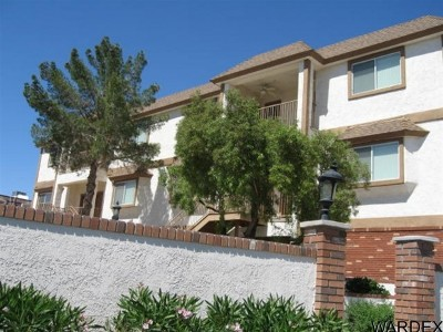 Lake Havasu City Condo/Townhouse For Sale: 1661 Magnolia Dr 8 #8