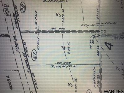 Residential Lots & Land For Sale: 3426 E Boundary Cone Rd