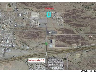 Quartzsite Residential Lots & Land For Sale: 545 N Riggles Ave