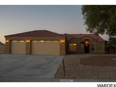 Fort Mohave Single Family Home For Sale: 2279 E Osprey Cv