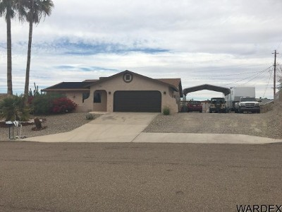 Lake Havasu City AZ Single Family Home For Sale: $247,500