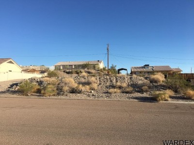 Lake Havasu City Residential Lots & Land For Sale: 2750 Bamboo Dr