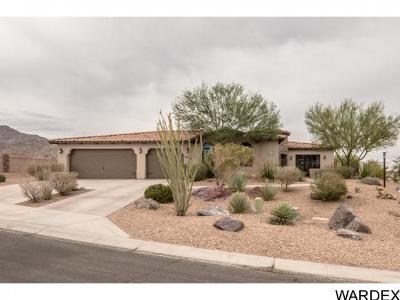Lake Havasu City AZ Single Family Home For Sale: $649,900