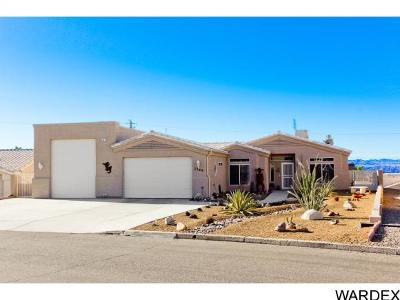 Lake Havasu City AZ Single Family Home For Sale: $550,000