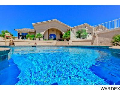 Lake Havasu City Single Family Home For Sale: 4000 Coral Reef Crt