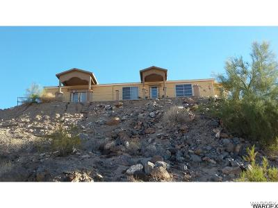 Lake Havasu City AZ Single Family Home For Sale: $274,800