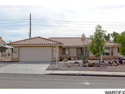 Lake Havasu City AZ Single Family Home For Sale: $299,900