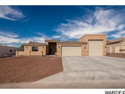 Lake Havasu City AZ Single Family Home For Sale: $559,900