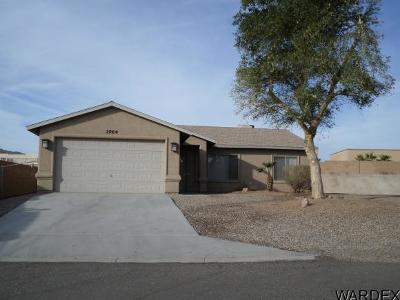 Lake Havasu City AZ Single Family Home For Sale: $209,900