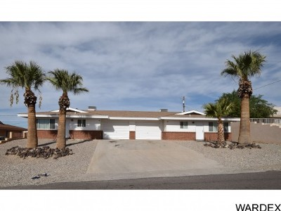 Lake Havasu City AZ Multi Family Home For Sale: $243,888