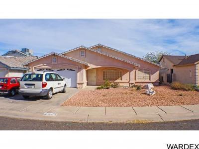 Kingman Single Family Home For Sale: 3914 Raymond Ave
