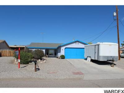 Lake Havasu City Single Family Home For Sale: 906 Hurricane Dr