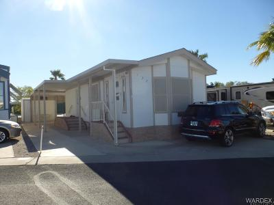 Riverview RV Resort Manufactured Home For Sale: 2000 Ramar Rd #137