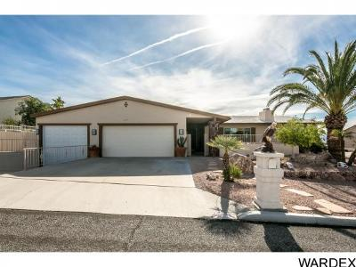 Lake Havasu City Single Family Home For Sale: 320 Buccaneer Ln