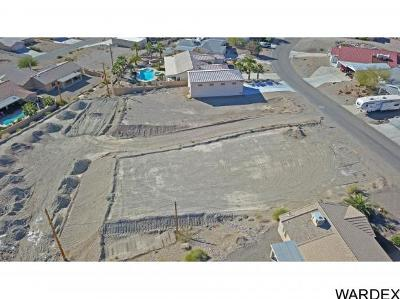 Lake Havasu City Residential Lots & Land For Sale: 4060 Arrowhead Dr
