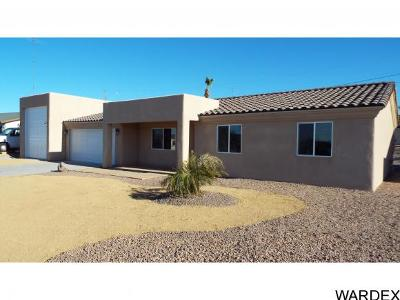 Lake Havasu City Single Family Home For Sale: 3460 Oro Grande Blvd