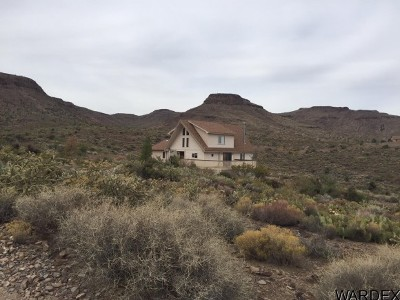 Kingman Single Family Home For Sale: 153 5 L Ranch Rd