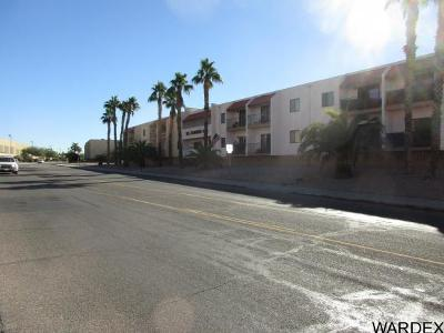 Lake Havasu City Condo/Townhouse For Sale: 1850 Swanson Ave B11 #B-11